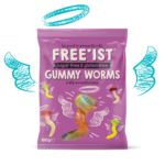 Freeist core product-Gum Worms